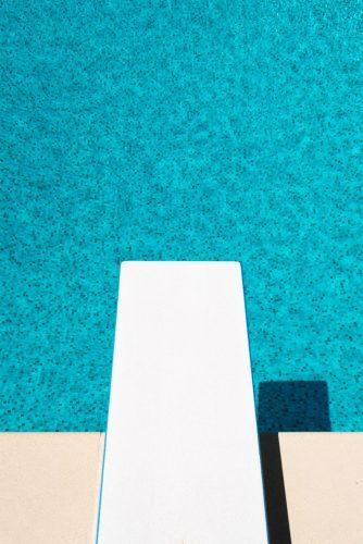 Villa Épure pool
