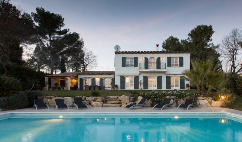 Villa Constantins villa & pool