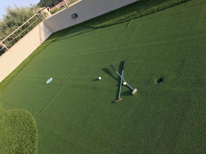 Villa Épure golf