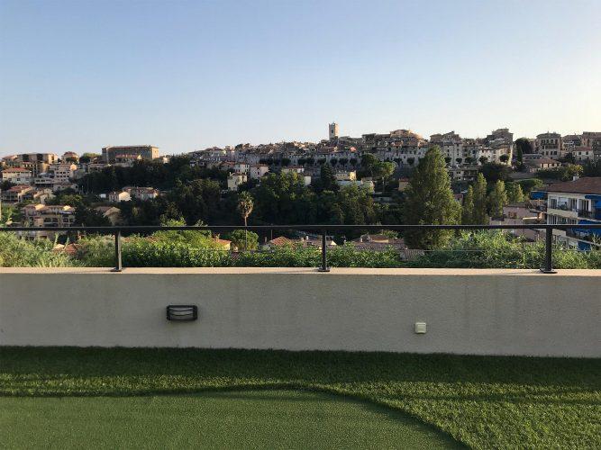 Villa Épure view