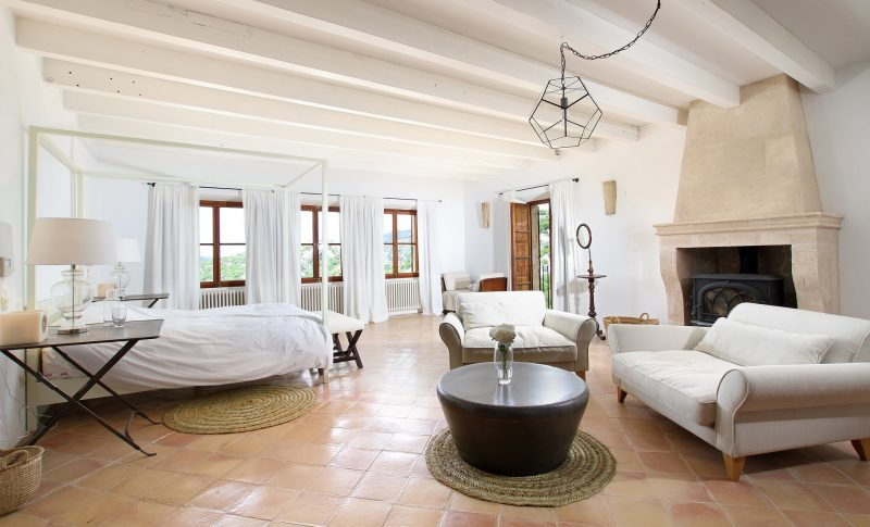 Villa Can Tramuntana bedroom 1
