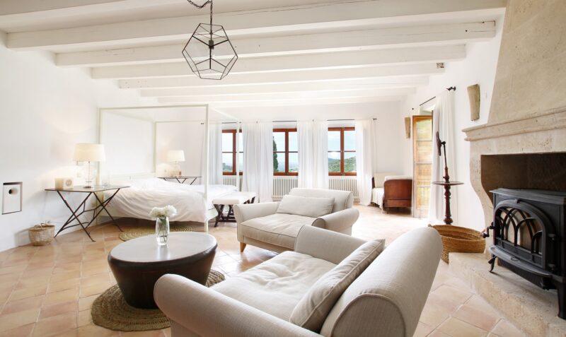 Villa Can Tramuntana bedroom 2