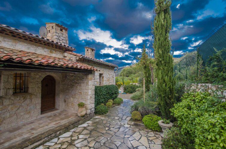 Villa La Bastide des Virettes exterior
