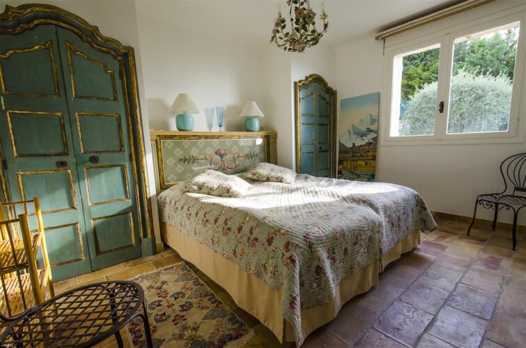 Villa La Bastide des Virettes bedroom 4