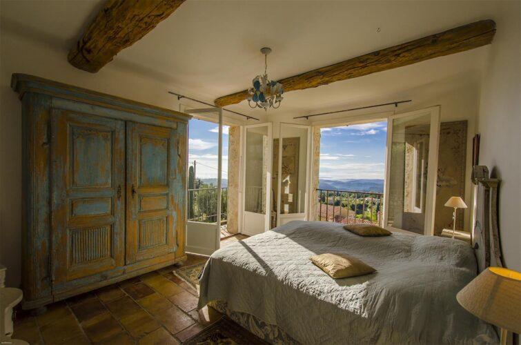 Villa La Bastide des Virettes bedroom 3