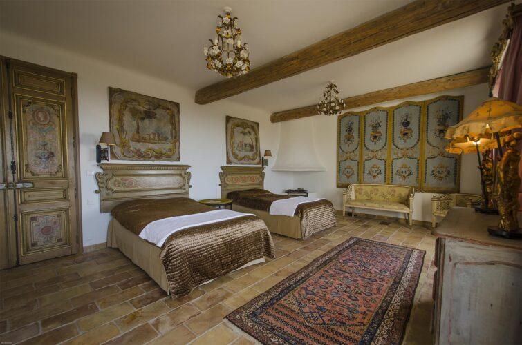 Villa La Bastide des Virettes bedroom 1