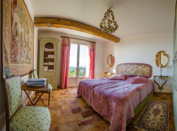 Villa La Bastide des Virettes bedroom 2